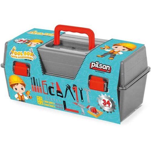 deciji alat u koferu pilsan