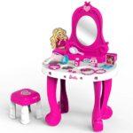 sto i stolica roze barbie