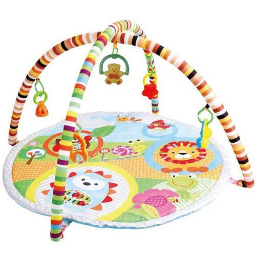 gimnastika podloga za bebe jezic