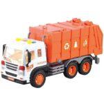narandzasti kamion za smece city