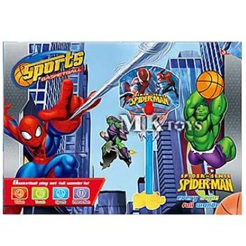 spiderman kosarkaski set za decu