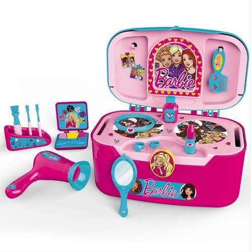 kofer sa decijom sminkom barbie