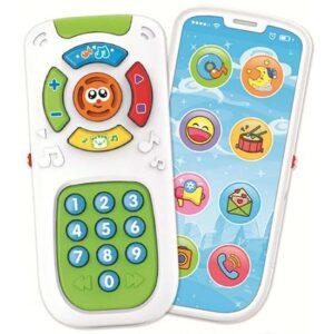 telefon i daljinski za bebe rst