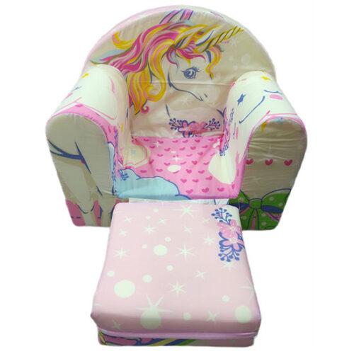 jednorog decija foteljica
