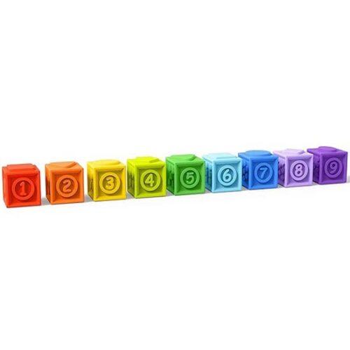 sarene decije gumene kocke kids II