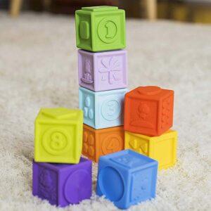 gumene sarene kocke za bebe kids ii