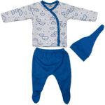 plavo bela komplet trenerka 0407