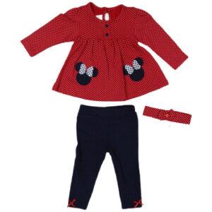 crveno teget komplet za bebe 0410