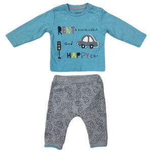 plavo siva trenerka za bebe 0433