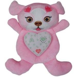 Plišana igračka za bebe Hug roze