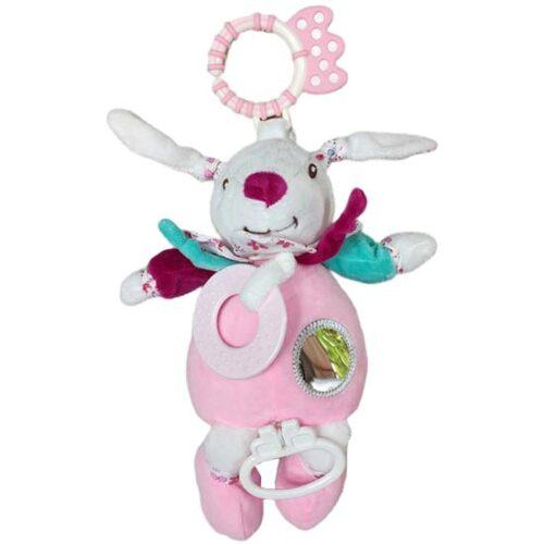 roze igracka za bebe