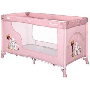prenosivi krevetac za devojcice moonlight rose