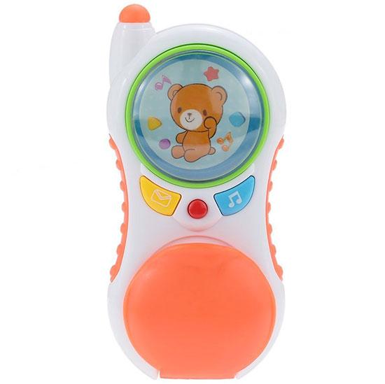 muzicki telefon za bebe bear