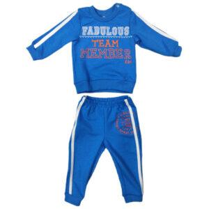 plava trenerka za bebe 0430