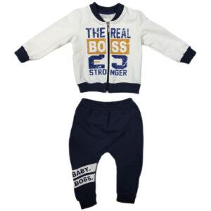 belo crna trenerka za bebe 0431